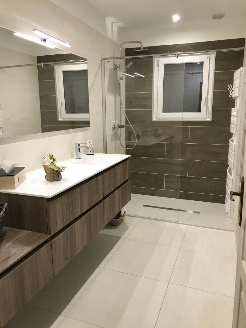 Rénovation de salle de bain avant/après Béziers, Narbonne, Agde